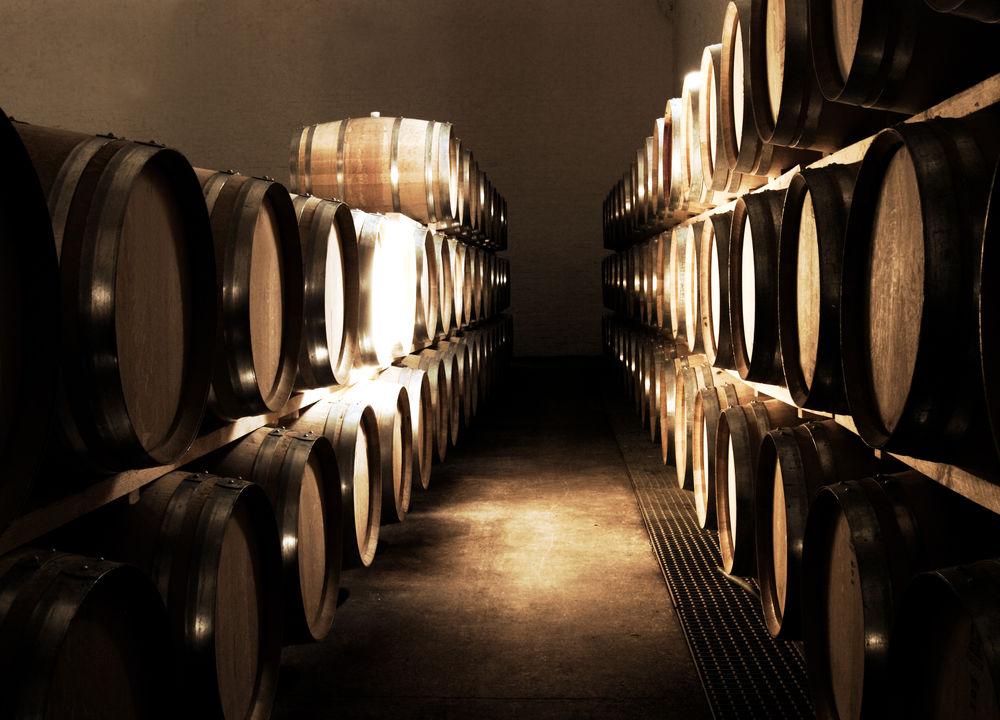 Selvfølgelig passer vi på å smake vin i vindistriktet utenfor Cape Town.