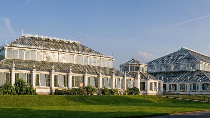 The Temperate House har nyligen öppnat efter renoveringsarbete.