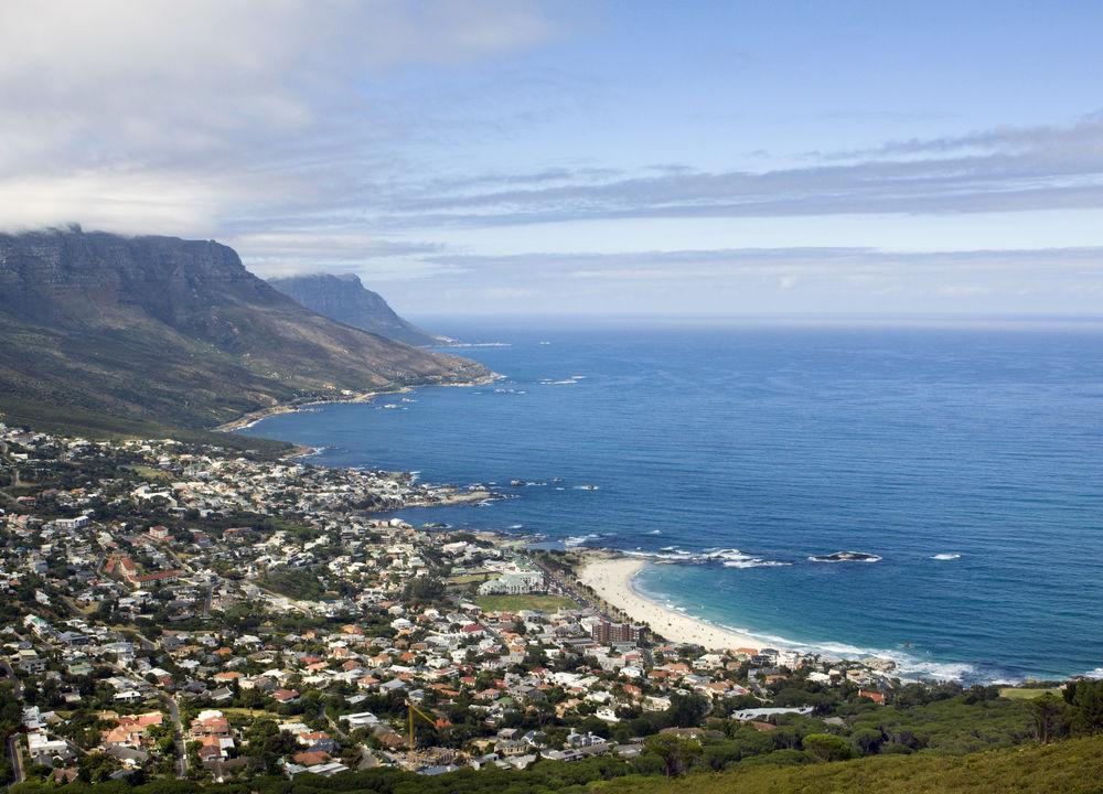 Kapstaden.