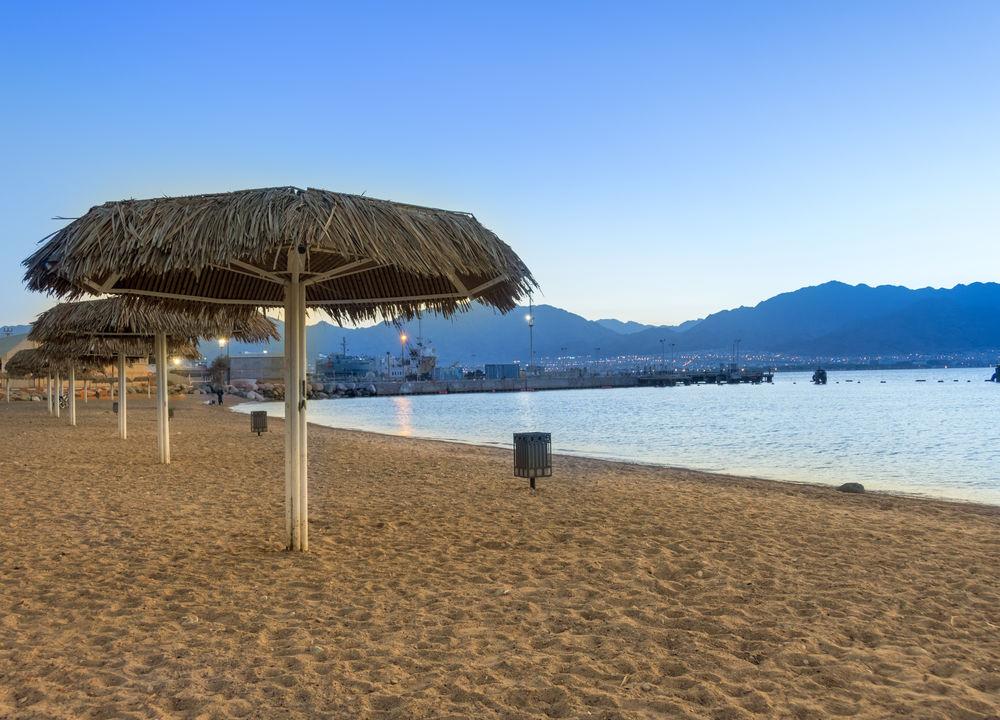 Aqaba strand