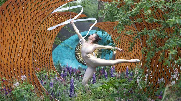 Chelsea Flower Show är trädgårdsvärldens motsvarighet till modeveckan i Paris.