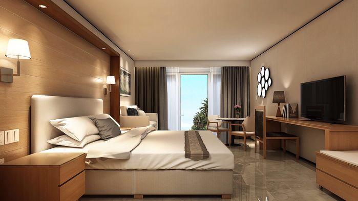 På Sonesta Maho Beach Resort & Casino har vi bekväma rum i kategorin Premier Ocean View.