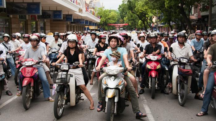 Gata i Saigon