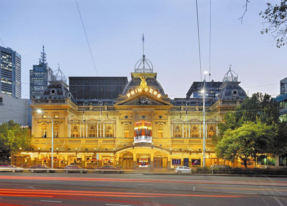 Princess Theatre i Melbourne.