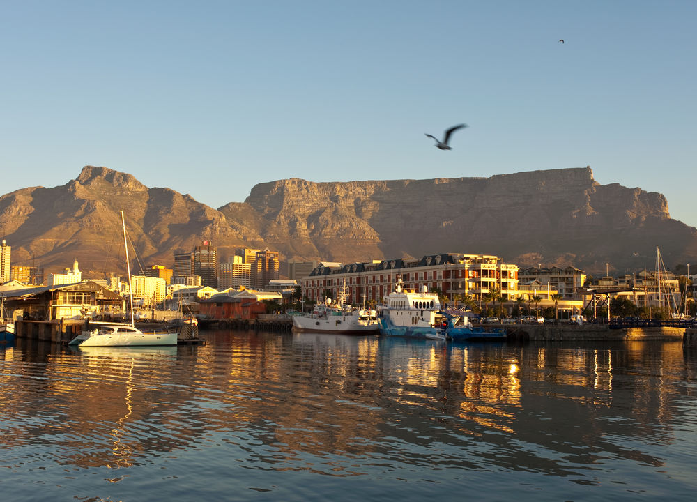 På vår Store Sør-Afrika rundreise ankommer vi først Johannesburg.