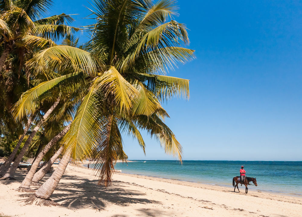 <P>Lata dagar med bad i ett varmt hav ger tid att smälta intrycken från resan.</P>