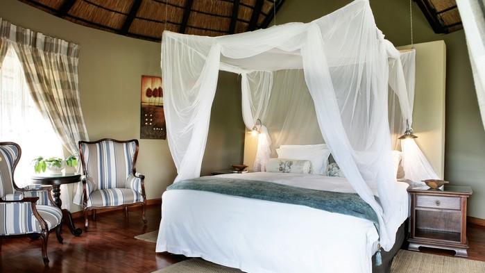 Arathusa Safari Lodge, gästrum.