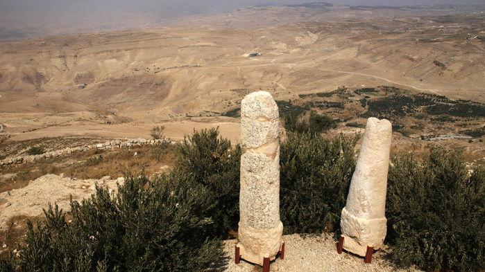 Mt Nebos utsikt